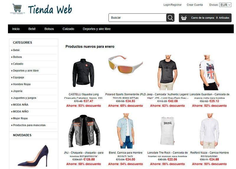 Abacocioycultura.es Tienda Falsa Online Multiproductos