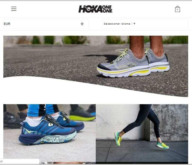 Hokashoes.site Tienda Online Dudosa Zapatillas