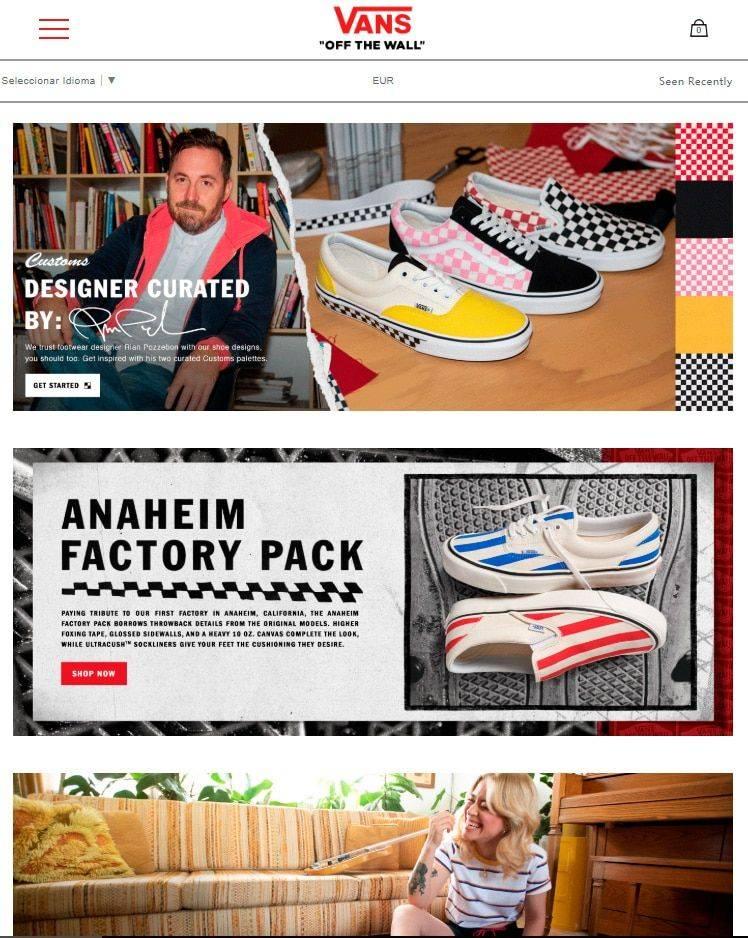 Shopsshoes.club Tienda Online Dudosa Vans
