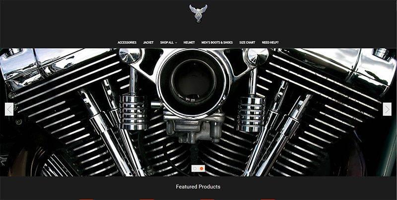 Hdgrears.com Tienda Online Dudosa Accesorios Motocicletas