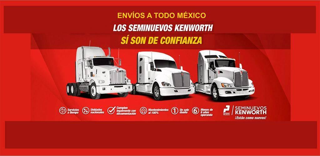 Kenworth Seminuevos.com Tienda Online Dudosa Venta Camiones Kenworth