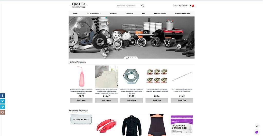 Fjksufa.com Tienda Online Dudosa Multiproducto